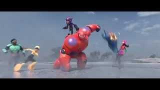 Captain America Civil War Disney Mashup Trailer (BH6 + TI + WIR)