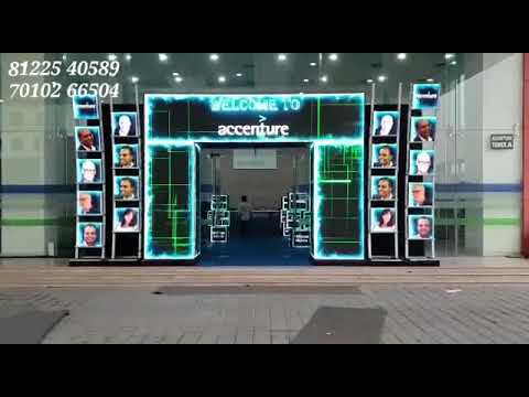 LED Digital Corporate Event Technology Chennai, Bangalore, Goa India