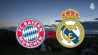 Bayern Munich vs Real Madrid | 1 - 2