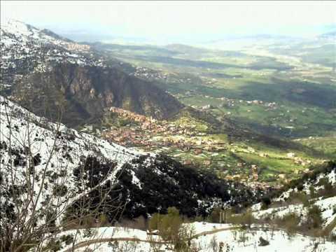 Paysage Kabylie (Imsouhal , Iferhounen,Michelet)