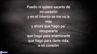 Traidora - Gente de Zona ft Marc Anthony (Lyrics)!!
