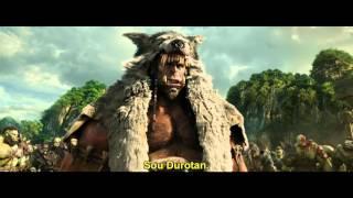 Warcraft - O Primeiro Encontro de Dois Mundos - Vídeo do Personagem Durotan