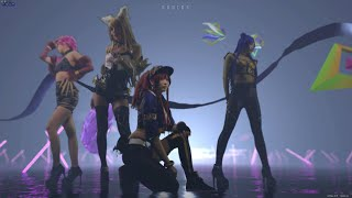 KDA - POP/STARS FANMADE COSPLAY PV - K/DA
