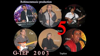 Robinsonmusic Gipsy Tep 2003 album 5