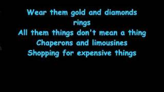 Fergie - Glamorous (W.Lyrics)