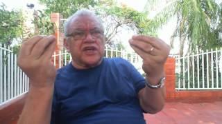 """""""A CACIMBA""""  - ZÉ DA LUZ - Recitação de JOSÉ DE ANCHIETA BATISTA"""