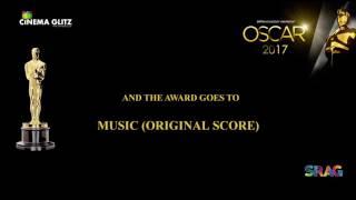 Oscars 2017 | Winner | Music - Original Score