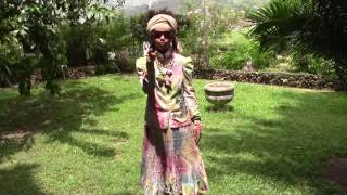 SWEET CHILD PRECIOUS LITTLE CHILD REGGAE ITALIA  STARRING EMPRESS REGGAE  LIVE IN KINGSTON JAMAICA