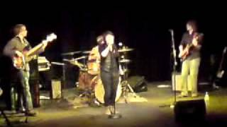 Ether and Casi Cartwright performing their cover of valorie