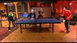 """Patrícia Furtado """"Receita de queques com Ping Pong"""" - Nuno Markl - 5 Para a Meia Noite"""
