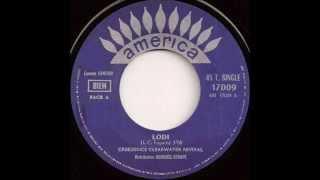 "1969 - Creedence Clearwater Revival - Lodi (7"" Single Version)"