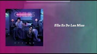 Gemeliers - Ella Es de las Mias (Lyrics/Letra)