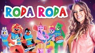 Ilana e a Banda dos Bichos - Roda Roda - [Infantil Gospel]
