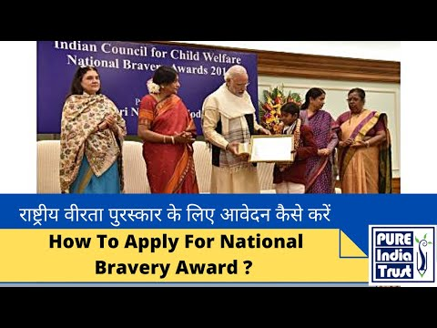 National Bravery Award winning Interview