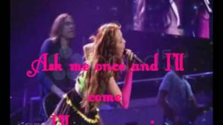 Miley Cyrus - Right Here [Official Music Video + Lyrics HQ]