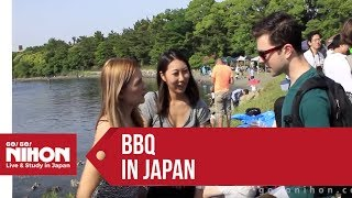 BBQ Event 2014 Hosted by Go! Go! Nihon
