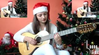 Natal Instrumental VIOLA - Luana Lima (Violeira)