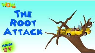 The Root Attack - Motu Patlu in Hindi - 3D Animation Cartoon for Kids -As on Nickelodeon width=