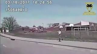 Justifiable Force Caught on Dash Cam | Active Self Protection