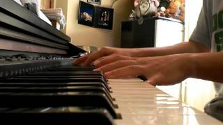 Here I am to worship piano cover with lyrics