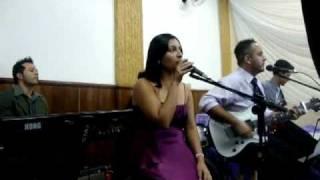 Casamento de Flavio e Talita - Bem Maior - Roupa Nova