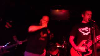 """Laengthengurthe """"Blood Bath and Beyond"""" Live at 1332 Records' Punk Monday! on 6-18-2012"""