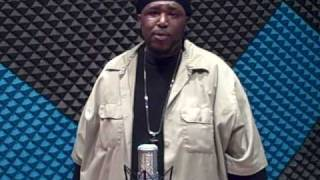 Compton Music Studio Interview with Artist 'Big to the Boy'