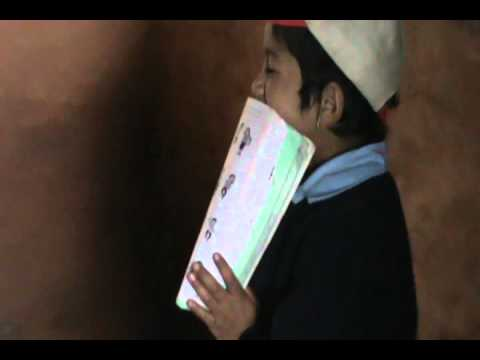 How Kids Learn Alphabet In Remote Nepal.wmv