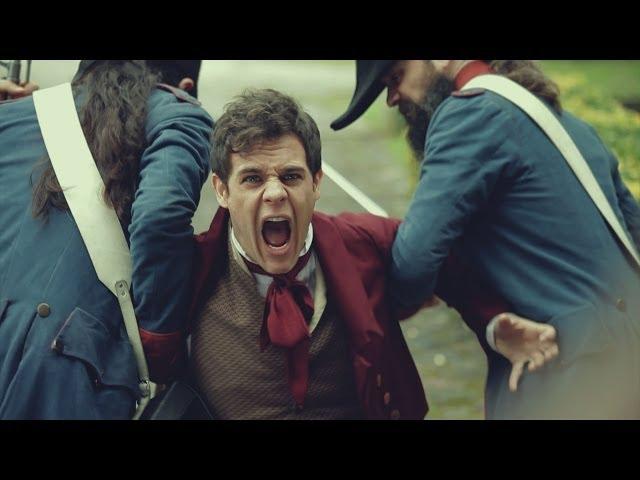 """Videoclip oficial de la canción """"Huelo el miedo"""" de Warcry."""