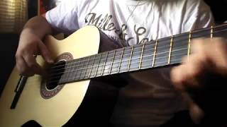 Fernando Cofré - Llegaste tu (Guitarra instrumental).