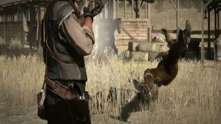 """Red Dead Redemption: """"Gods Gonna Cut You Down"""" Music Video [HD]"""