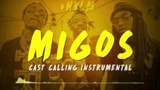 Migos - Call Casting Instrumental (A JAYBeatz Remake) #HVLM