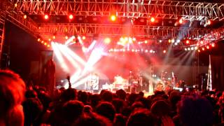 Imogen Heap - Headlock live at NH7 Weekender, 19.11.2011 in Pune (HD)