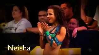Sasha Banks & Finn Balor - I Knew You Were Trouble