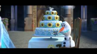 La Reine des Neiges, Une Fête Givrée - Tv Spot #1 (Instrumental)