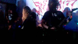 Scaffold -  Murder with clear conscience - Live @ Vizija 15.11.2015