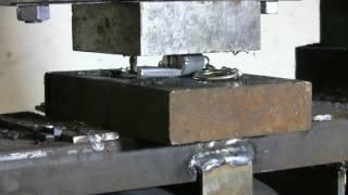 Hydraulic Squash #10 - Keychain Battery Tester