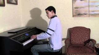 Rui Veloso - Paixão (piano cover)