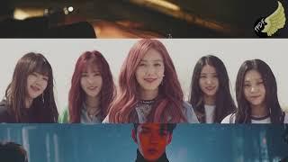 [MASHUP] GFRIEND - Time For The Moon Night (Teaser) (ft. BTS, BTOB, SONG JI EUN, DREAMCATCHER, EXID)
