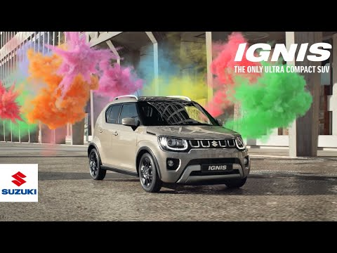 Suzuki Ignis GLX
