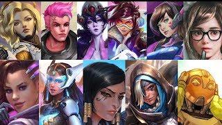 Overwatch Ladies! - GMV HandClap