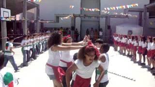 Marcha dos Finalistas 4º G