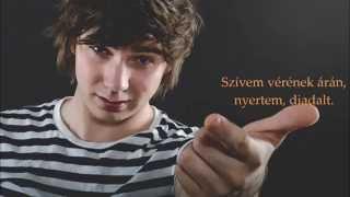 Szabyest Holnaptól lyrics video
