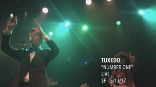 "Tuxedo - ""Number One"" - Live - '2nd Time Around' Tour"