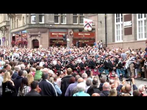 Pipefest – Pipefest 2010 – Edinburgh – Pipes – Pipe Band – Scotland – Festival – Parade