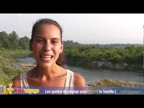Kids'voyage – Trésors du globe – #19 Parc national du Chitwan, Népal