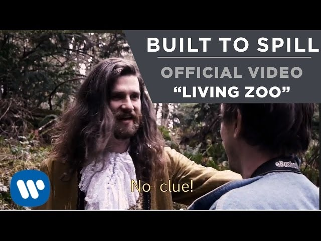 "Vídeo oficial de ""Living Zoo"" de Built to Spill"
