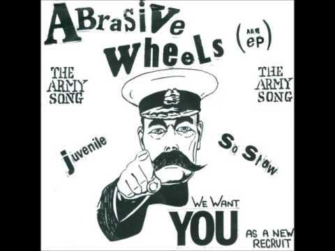 The Army Song de Abrasive Wheels Letra y Video