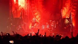 ARCH ENEMY - You Will Know My Name ( Prague 7.12. 015 )