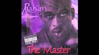 Rakim - When I B On Tha Mic